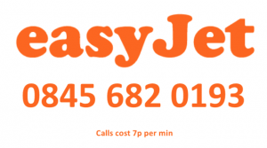 Easyjet contact number