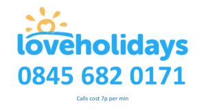 Love Holidays Contact Number