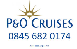 P&O Cruises Contact Number