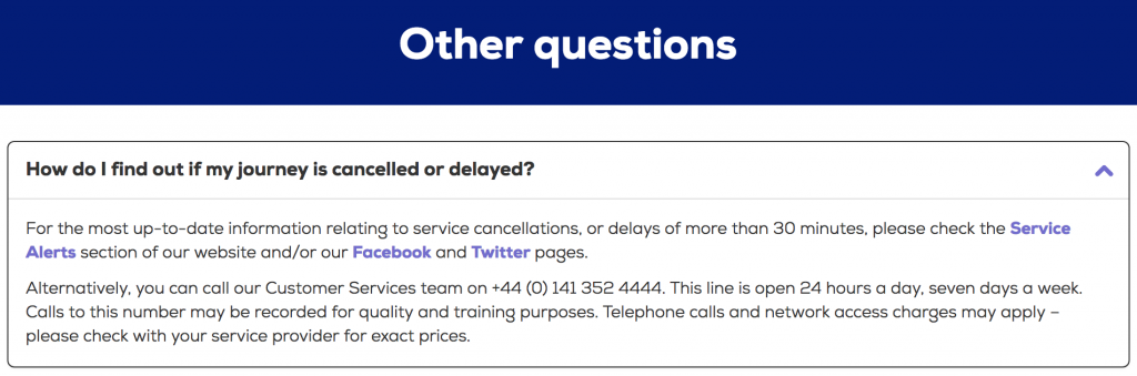 Megabus Contact Freephone Number 0800