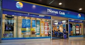 Call Thomas Cook on the high street