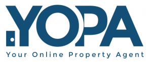 YOPA Your Online Property Agent Logo