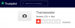 Thames Water Reviews