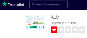 KLM Reviews Customer Service Contact