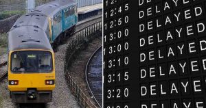 Delayed Trains